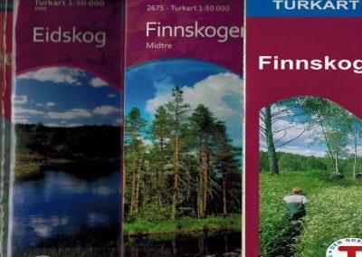 finnskog kart